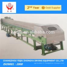 Granulateur de formage fondu à nouveau type: Granulateur de condensation à courroie rotative