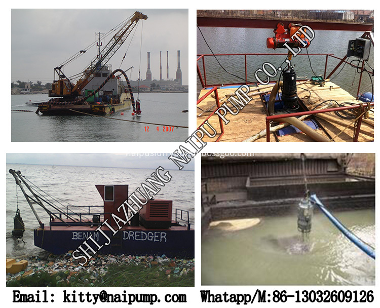 Submersible Sand Pump Application