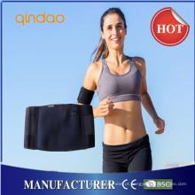 Moda massagem aquecimento portátil joelho e cinto de aquecimento