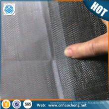99.95% conductive tungsten wire mesh bright tungsten wire cloth