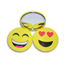 Smily Face High Quality Portable Compact Mirror