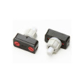 PBS-17A-2 LED Metall wasserdichter Momentary Push Button Switch