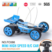 ABS material 2.4G 4CH 01:10 carro de rc mini digital modelo cross-country com R & TTE de EN71/ASTM/EN62115/6P/EMC/ROHS