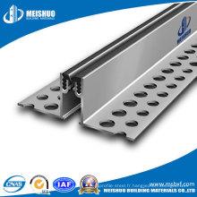 Joint flexible flexible en aluminium extrudé