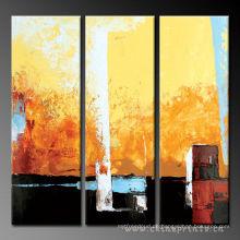 Ölgemälde Wandbehänge, meistgekaufte handgefertigte Gegenstände, Kunstmalerei auf Leinwand zum Verkauf