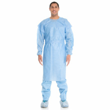 Antivirus Medical Surgical Sterlie Robe de protection