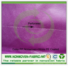 Polypropylene Perforated Fabric Easy Tear
