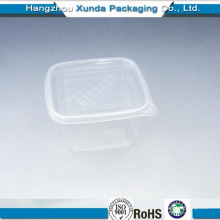 Boîte PP transparente pour salade