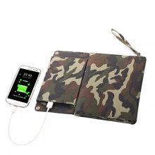 12ВТ складной sunpower солнечное зарядное устройство мобильного телефона для электрической книги для iPad