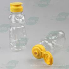 Bärenform Haustierflasche für Honigverpackung (PPC-PHB-72)