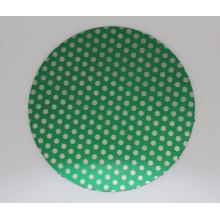 Disque de meulage à motif de point magnétique en céramique lapidaire en verre diamant