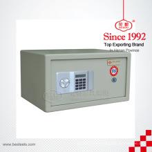 Electronic digital safe box/ safe deposit box for hotel home money cash