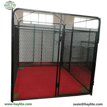 Hot selling powder coated large pet crate used for dog pen