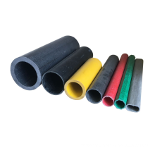 Dongguan Sanchuang Composite Pultrusion FRP Round Pipe Fiberglass Round Tube