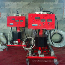 Spray Foam Machine for Sale Sanxing Polyurethane 5~10 Mpa 10 Feet(3m) 18 Months 4~8kg/min SX-PU01 CN;LIA 180kg 200KG 4500w Ce