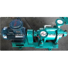 Vacuum Pump for Suction and Contraction Gas