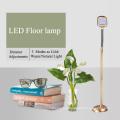 Lampadaire LED à contrôle tactile