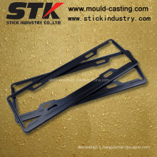 Zinc Alloy License Plate Frame for Car Accessories (LP001)