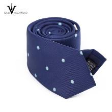 Soem-Service-fördernde gesponnene Polyester-Logo-Hals-Krawatten