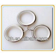 Anéis de cortina de bronze, anéis de cortina de bronze, anel de cortina de aço inoxidável