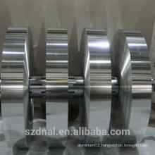 Aluminum strip 8011 for heat exchanger for cable ,transformer , heater