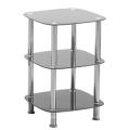 Sundries Glass Display Table Desk