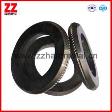 Zhuzhou Heiße Verkäufe Hartmetalldichtung für kaltes Walzen Ribbed-Schraube Gewinde Stahlverstärkungen