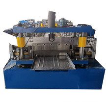 china galvanized steel aluminum gate frame cold roll bending line