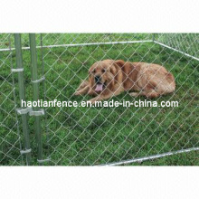 10X10X6ft Classic Galvanized Outdoor Dog Kennel