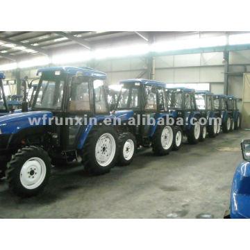 farm tractor LZ504 50HP 4WD