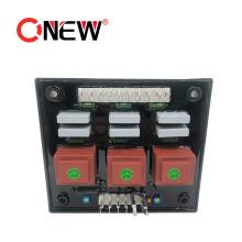 Original Leroy Somer Generator Spare Parts Alternator Electronic Automatic Voltage Regulator Brushless AVR R731