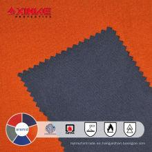 tela resistente al fuego de aramida para uniformes