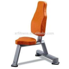 Новое оборудование в тренажерном зале/коммунальные скамейке/ подъема гантели скамейке