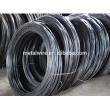 small coil black annealed wire