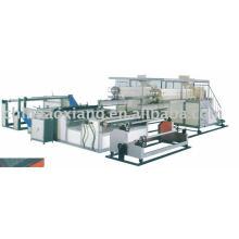 DFPEG-1000Series el bolso compuesto de la película de la burbuja de polietileno que hace la máquina