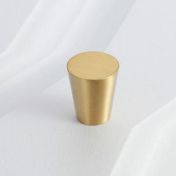 Perillas de tocador de un solo orificio Tirador de la puerta del armario
