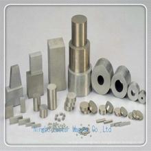 N38 Nickel Plating Neodymium Permanet Motor Magnet