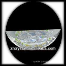 K9 Crystal Intaglio do molde S006