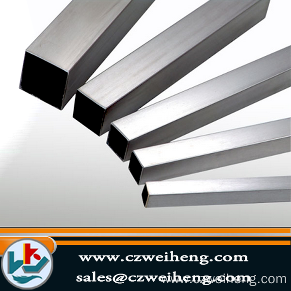 100x100 MS carbon square steel tube