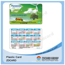 2015 Cheap Information Helpline/ Hotline Calendar PVC Card