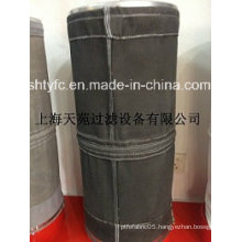 Hot Selling High Temperature Fiberglass Filter Bag Tyc-0210