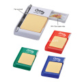Promotional Multifunctional Plastic Notes Box