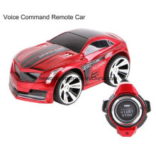 Electric Mini Drift Voice Command Toy Car with Smart Watch Control