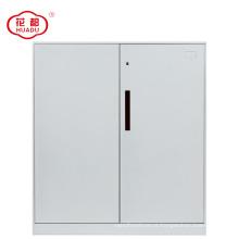 Melhor preço de fábrica meia altura metal swing door 4 gaveta bloqueio armário de arquivo de aço