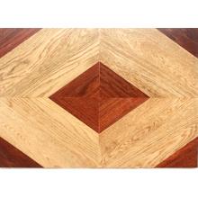 Hand-Scraped Hardwood Parquet / Oak, Balsamo Wood Flooring