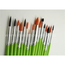 Étiquette privée Green Hand Nail Brush