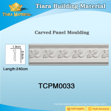 Wholesale modern crown molding for ceiling with delicate designs
