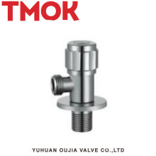 High quality Hex cap Stainless steel angle valve