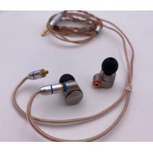 Dual Driver Hybrid Earphones HiFi in-Ear Monitor