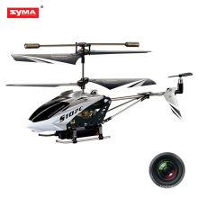SYMA S107C helicóptero cámara de radio de control remoto